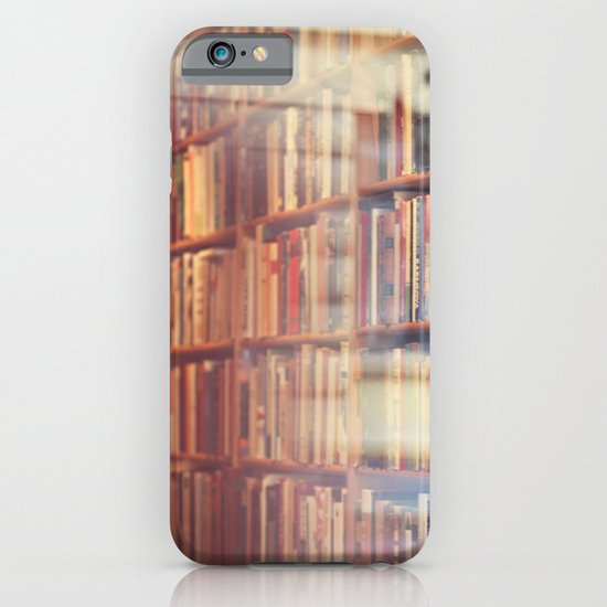 Endless amount of stories iPhone & iPod Case