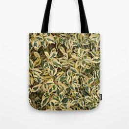 Suburban Jungle Tote Bag