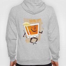 Mr. Whiskey Says Drink Up Hoody