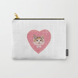 Galactic Kitten Carry-All Pouch