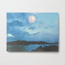 Sea the Moon Metal Print