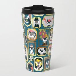 Cats wall of fame Travel Mug