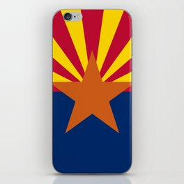 Arizona: Arizona State Flag iPhone Skin
