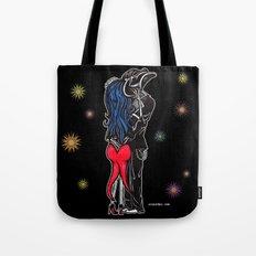 Los Amantes Tote Bag