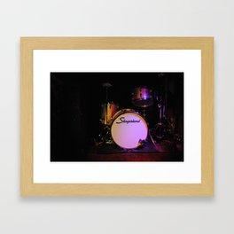 Color The Sound Framed Art Print