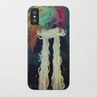 writer iPhone & iPod Cases featuring The Writer by mayhapping