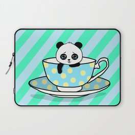 A Tired Panda Laptop Sleeve