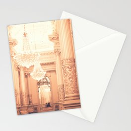 The Golden Room II Stationery Cards