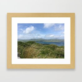 Wild Atlantic Way Framed Art Print