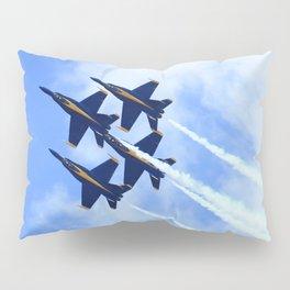 Blue Angels #s 1 2 3 4 Pillow Sham