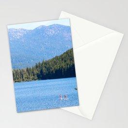 Whistler Lake Stationery Cards