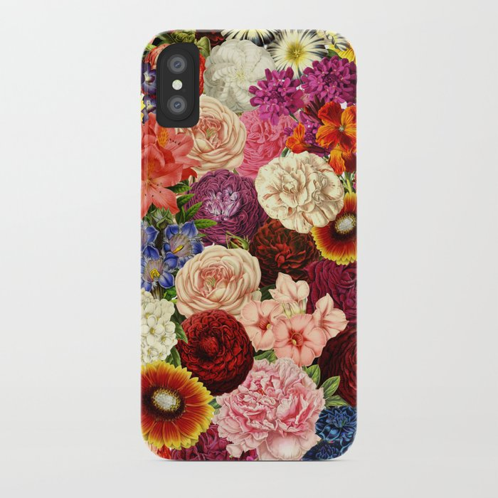 Spring Explosion iPhone Case