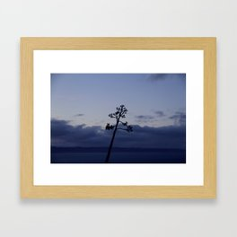Harakeke Framed Art Print