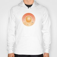 spaceman Hoodies featuring Spaceman by M. Gulin