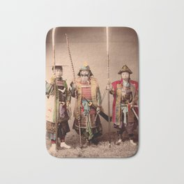 The Last Samurai Bath Mat