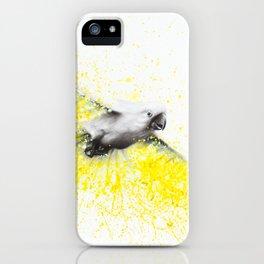 Kakadu Cockatoo iPhone Case