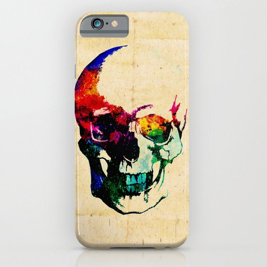 I live inside your face iPhone & iPod Case