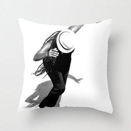 Island Moment 3 Throw Pillow