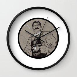 Devlin Waugh Wall Clock