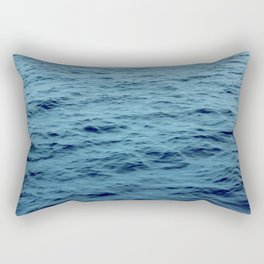 OCEAN - SEA - WATER - WAVES Rectangular Pillow