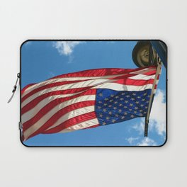 The Upside Down American Laptop Sleeve