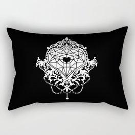 RICH BY HEART Rectangular Pillow