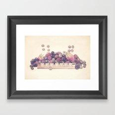 Very Berry Framed Art Print