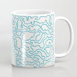 Puzzle Drawing #1 Coffee Mug
