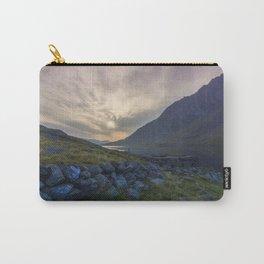 Llyn Ogwen Sunrise Carry-All Pouch