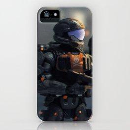 Helljumpers iPhone Case