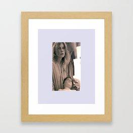 Madonna of Agora Framed Art Print