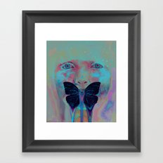 Virginea Framed Art Print
