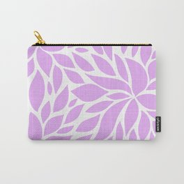 Bloom - lavender Carry-All Pouch