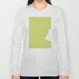 Peek-a-mew Long Sleeve T-shirt