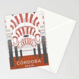 Córdoba Art Print Stationery Cards
