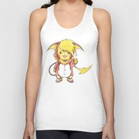 projectrocket Tank Tops featuring Spark of Brilliance by Randy C