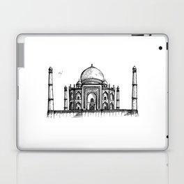 Taj Mahal Hand Drawing Laptop & iPad Skin