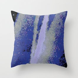 Space Time Throw Pillow