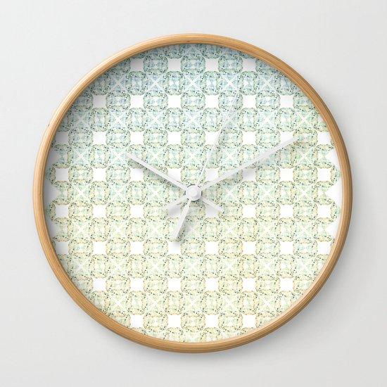 24 carats Wall Clock