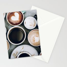 But First, Coffee II Stationery Cards