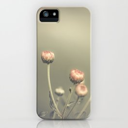 we used to wait iPhone Case