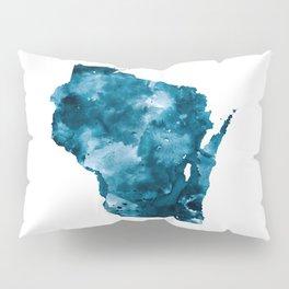 Wisconsin Pillow Sham