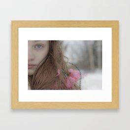 Double Dutch Framed Art Print