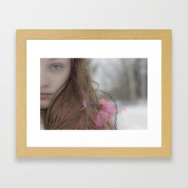 Double Dutch Framed Art Print