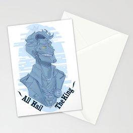Handsome jack - Glitch Stationery Cards