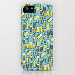 My Beer Diet iPhone Case