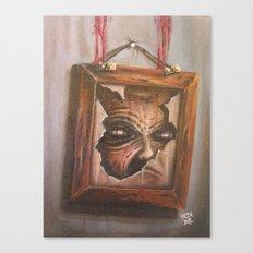 Me Inside Canvas Print