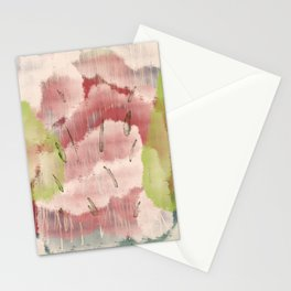 summer garden thoughts Stationery Cards