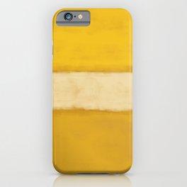 Rothko Inspired #13 iPhone Case
