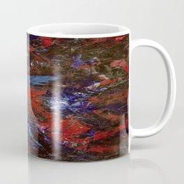 In Darkness Acrylic Abstract Coffee Mug